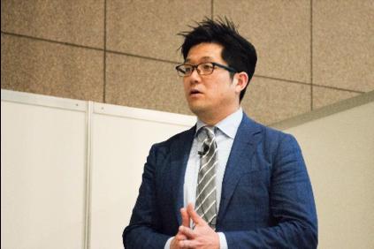 アドタイデイズ2017に登壇する ライオン株式会社 ブランドマネジャー 横手弘宣